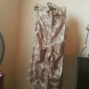 MODA INTERNATIONAL dress size 8